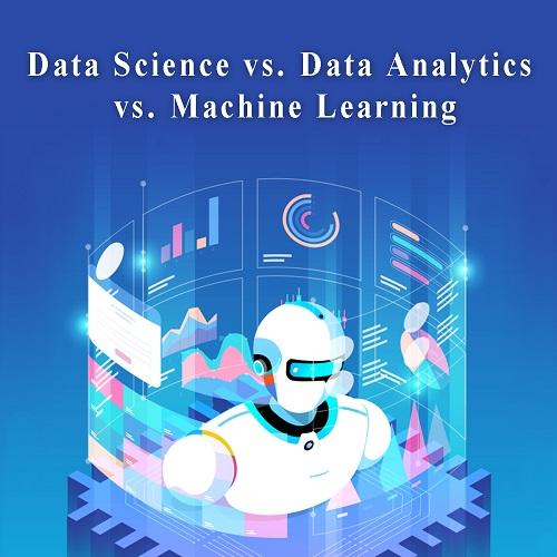 Depth Insights - Data Science vs. Data Analytics vs. Machine Learning