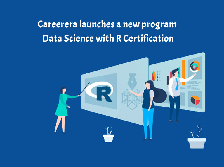 Careerera launches a new program Data Science with R Certification